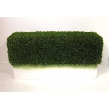 Artificial Outdoor Grass Hedge