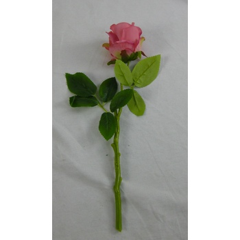 Classic Pink Rose Bud