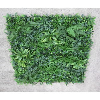 Combination Greenery Wall Panel