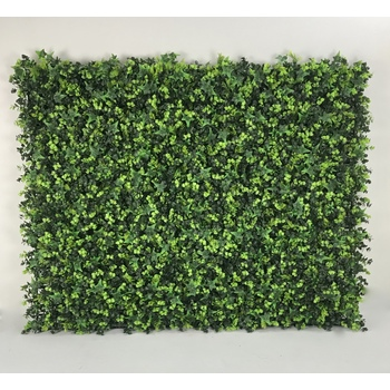 Portable Mixed Greenery Wall Garden